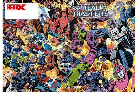 The Transformers: Headmasters (Marvel Comic) To Be ...