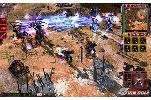 Games and Dungeons: Command and Conquer 3 Kane's wrath