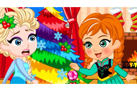Disney Frozen Anna - Princess Anna Christmas Slacking Fun ...