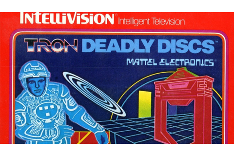 Classic Game Room - TRON: DEADLY DISCS review for ...