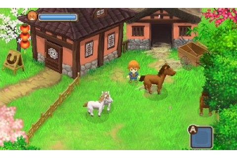 Story of Seasons: The Tale of Two Towns+ announced for 3DS ...