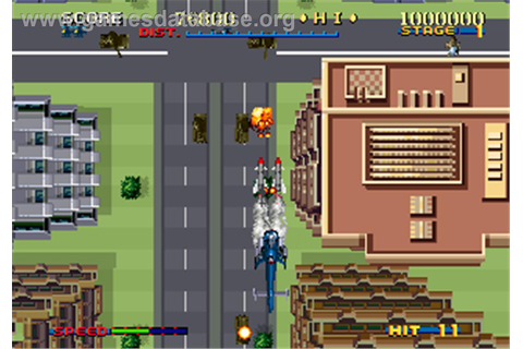 Thunder Blade - Arcade - Games Database