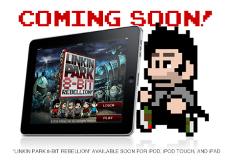 Linkin Park: 8-Bit Rebellion - Touch Arcade