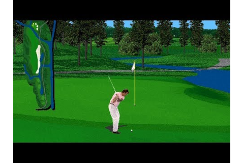 PGA Tour Golf 486 [1994/MS-DOS/DE] - YouTube