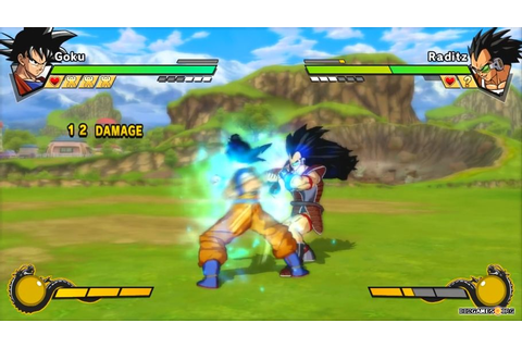 Dragon Ball Z Burst Limit - DBZGames.org