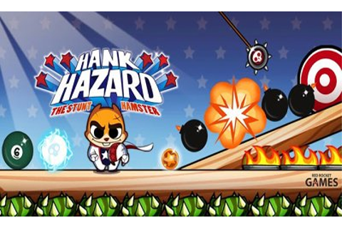 Hank Hazard. The Stunt Hamster android game free download ...