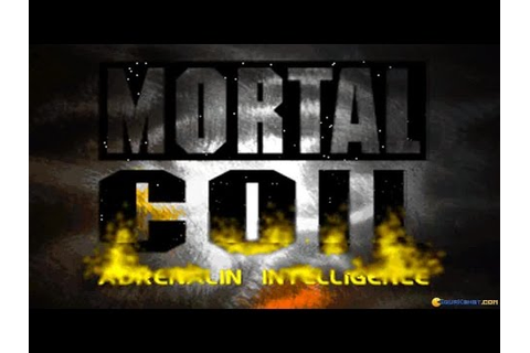 Mortal Coil: Adrenalin Intelligence intro (PC Game, 1995 ...