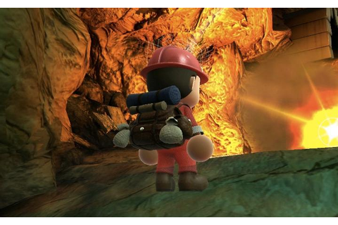 Spelunker World - Virtual Worlds Land!