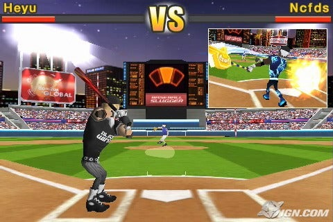 Home Run Battle 3D Review - IGN