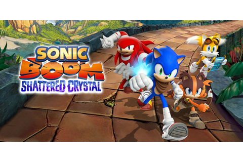 Sonic Boom: Shattered Crystal | Nintendo 3DS | Games ...