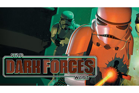 Retro Review - Star Wars: Dark Forces PC Game Review - YouTube