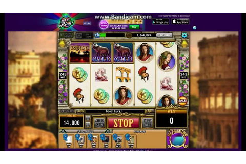 Hit It Rich! ! Casino Slots - Game Play - YouTube