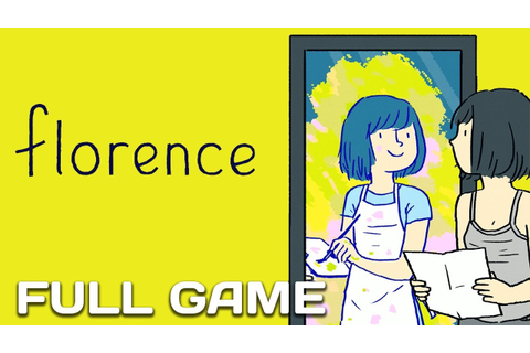 Florence - Life - Full Game - YouTube