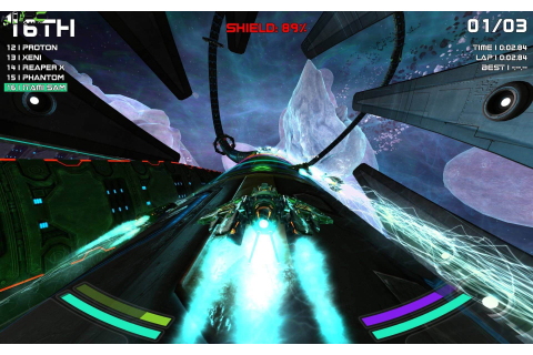 Radial-G Racing Revolved PC Game Highly Compressed Free ...