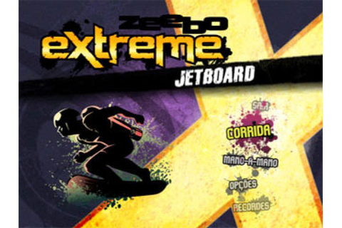 Zeebo Extreme: Jetboard (2009) by Tectoy Digital Zeebo game