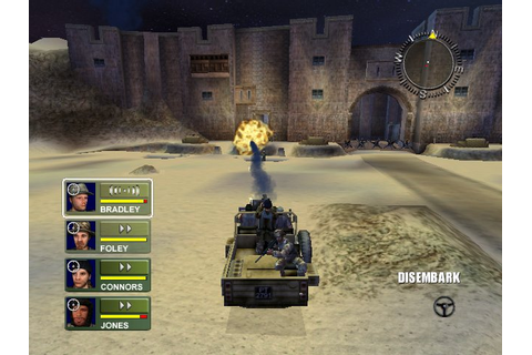 Conflict Desert Storm Game - Free Download Full Version For PC