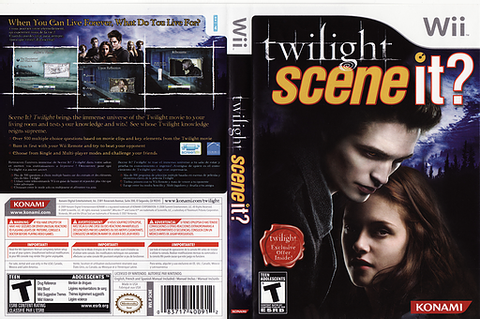 SCNEA4 - Scene It? Twilight