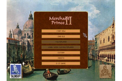 Download Merchant Prince II (Windows) - My Abandonware