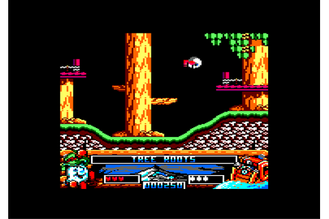 Crystal Kingdom Dizzy (1992) by Codemasters Amstrad CPC game
