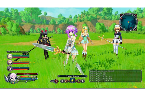 Cyberdimension Neptunia: 4 Goddesses Online review for PS4 ...