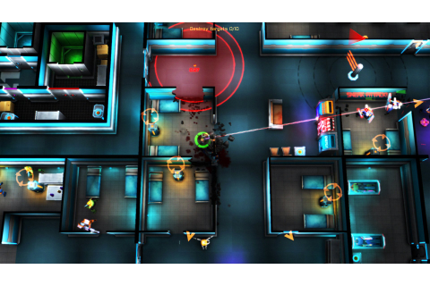 'Neon Chrome' Review – The Roguelike That's Just Right ...