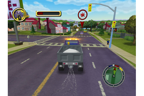 Download The Simpsons: Hit & Run (Windows) - My Abandonware