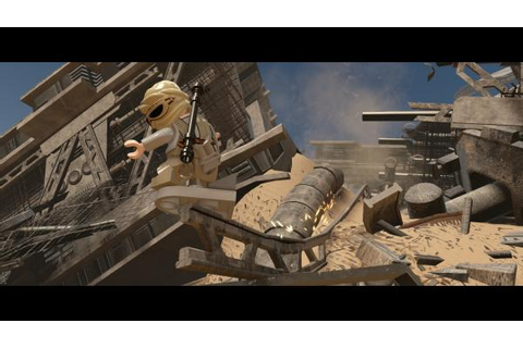 Lego Star Wars The Force Awakens Free Download Game ...