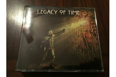 The Journeyman Project 3 Legacy Of Time PC Computer Game ...