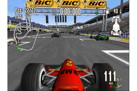 Monaco Grand Prix - Racing Simulation 2 (Europe) (En,Fr,Es ...