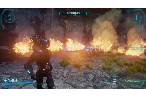 Making it in Unreal: Beyond Flesh and Blood is a very ...