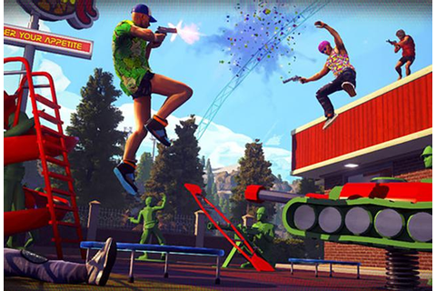 'LawBreakers' Studio Lays Siege To 'Fortnite' With New ...