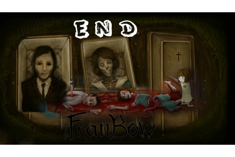 Fran Bow End - YouTube