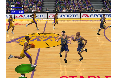 Screenshot image - NBA Live 2001 - Mod DB