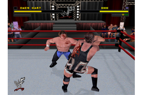 WWF Attitude Screenshots for PlayStation - MobyGames