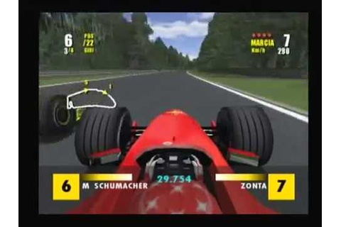 F1 Championship Season 2000 [PS2] - Gameplay - YouTube