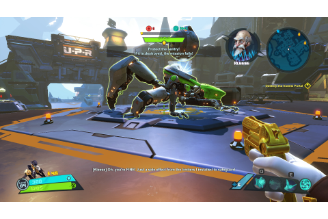 Battleborn PC Review: Melting Pot | USgamer