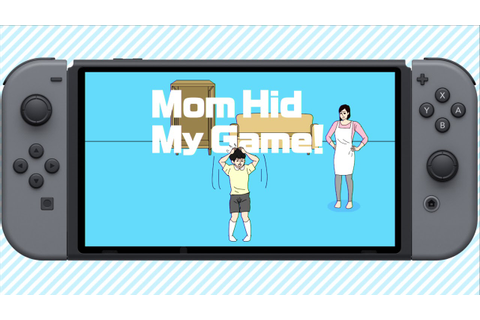 Mom Hid My Game! for Nintendo Switch - Official Trailer ...
