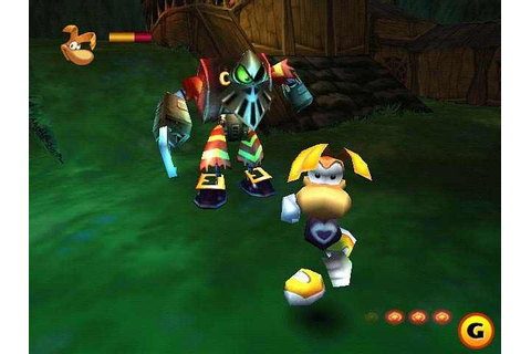 Rayman 2 The Great Escape Download Free Full Game | Speed-New