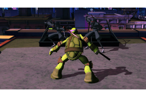 Teenage Mutant Ninja Turtles™ - Media