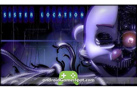 Five Nights at Freddy's Sister Location APK Free Download ...