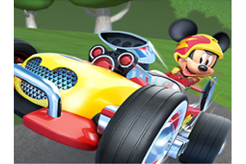 Mickey And The Roadster Racers Games - Friv Games Online