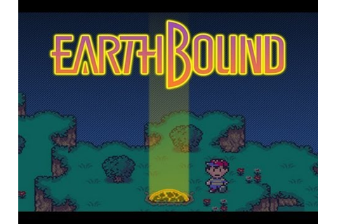 CGRundertow EARTHBOUND for SNES Video Game Review - YouTube