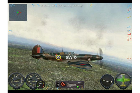 Игра Combat Wings - Battle of Britain (2006) Скачать ...