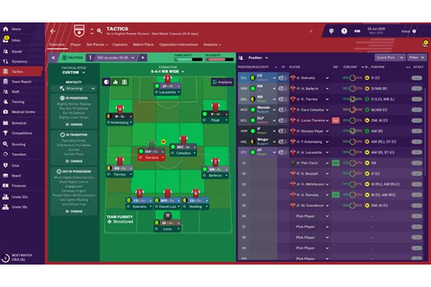 Football Manager 2020 Screenshots and Price Details ...
