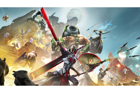 Battleborn Game 2, HD Games, 4k Wallpapers, Images ...
