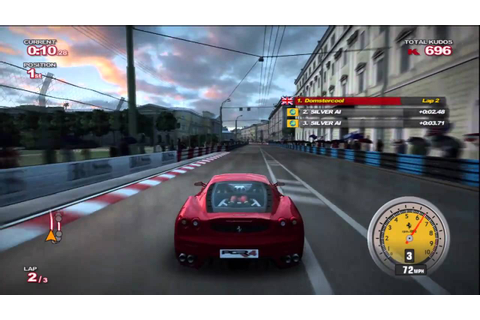 Project Gotham Racing 4 PGR4 - YouTube