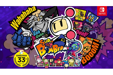 VIDEO: Super Bomberman R Opening Cinematic – Nintendo Times