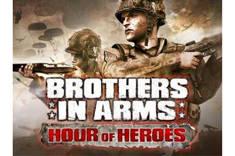 Brothers in Arms: Hour of Heroes - Wikipedia