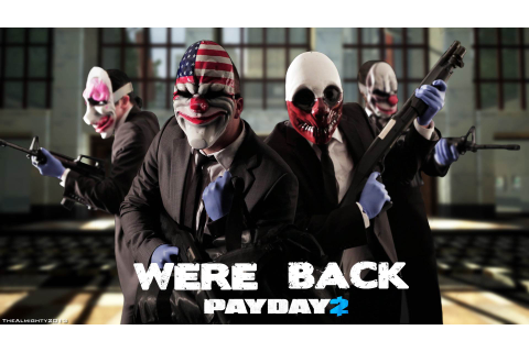Payday 2 Windows, X360 game - Mod DB