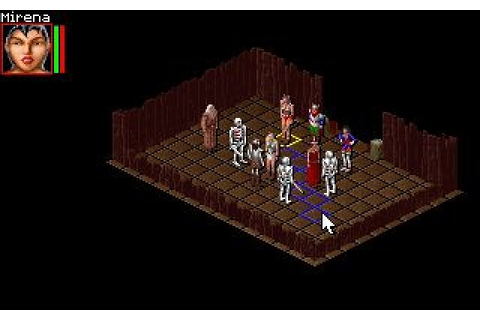 Realms of Arkania III: Shadows over Riva (1996 - DOS ...